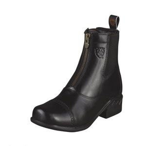 Ariat Shoes - Ariat Heritage lll Zip Paddock Black Boot NWT